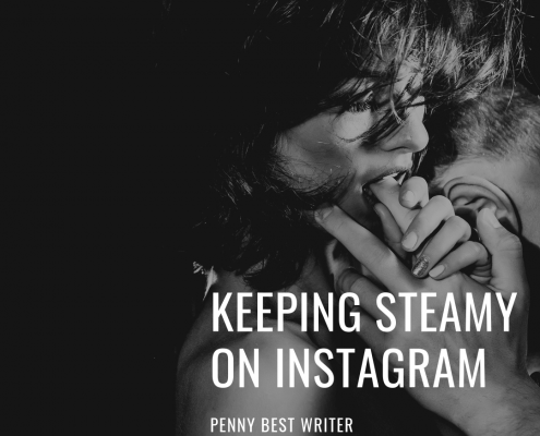 image for keepint it steamy on instagram post